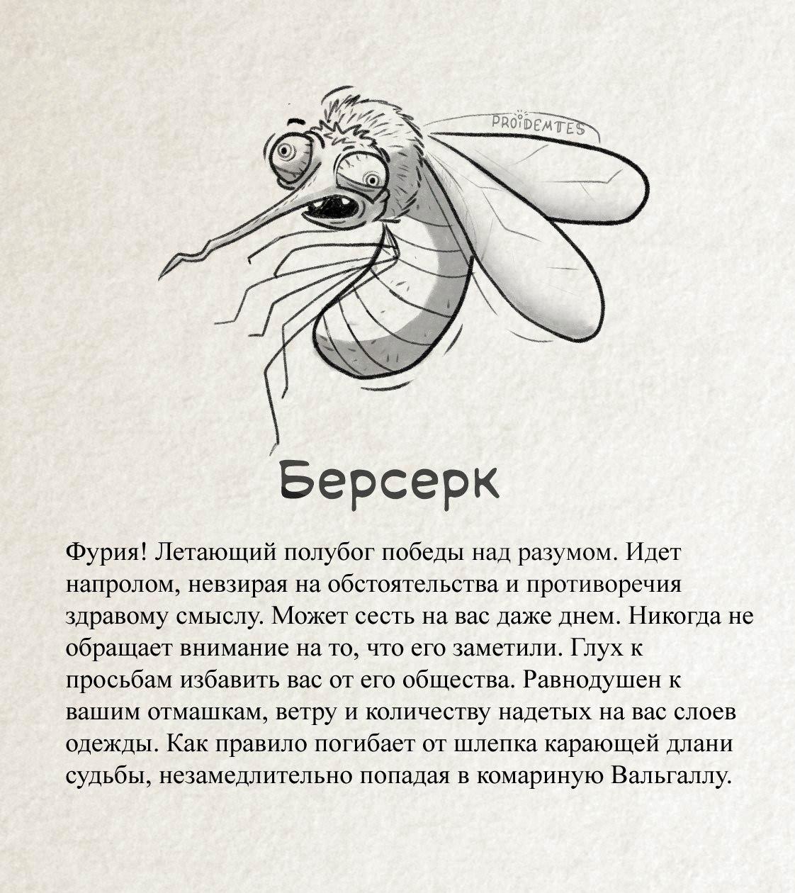 Комар «Берсерк»